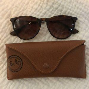 Ray Ban Erika style sunglasses